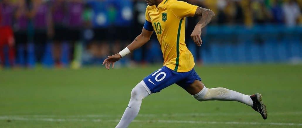 Brasil conquista primeiro ouro olímpico no futebol    mg