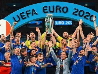 Italy winners Euro